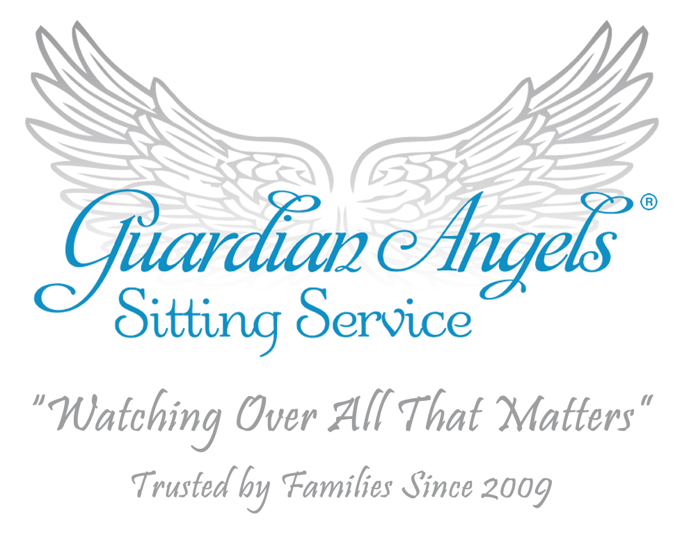 Wing clipart guardian angel. Sitting service employment mobile