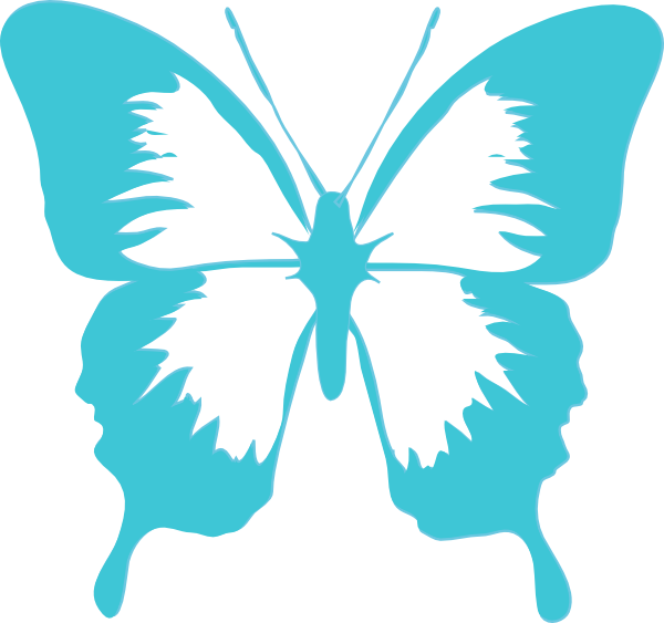 Wing clipart horizontal. My mariposa spread your
