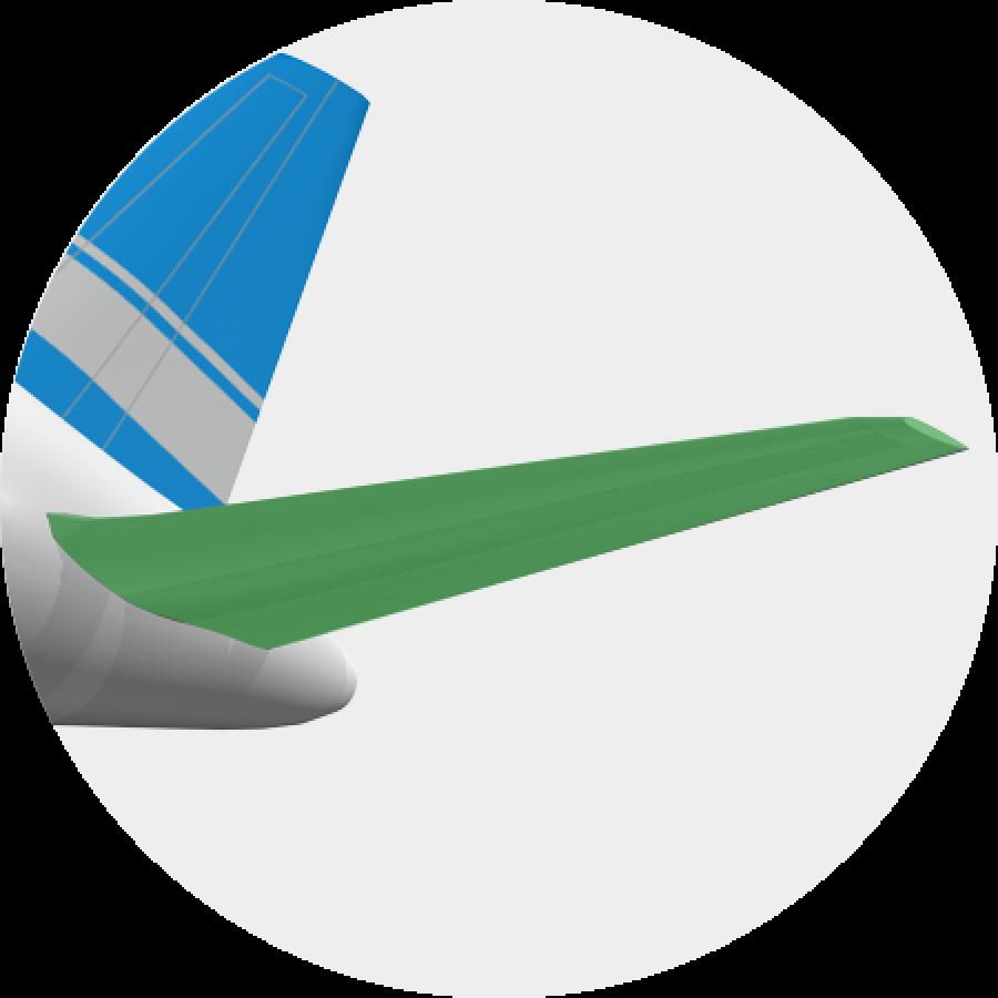 Fixed programs kaman aerospace. Wing clipart horizontal