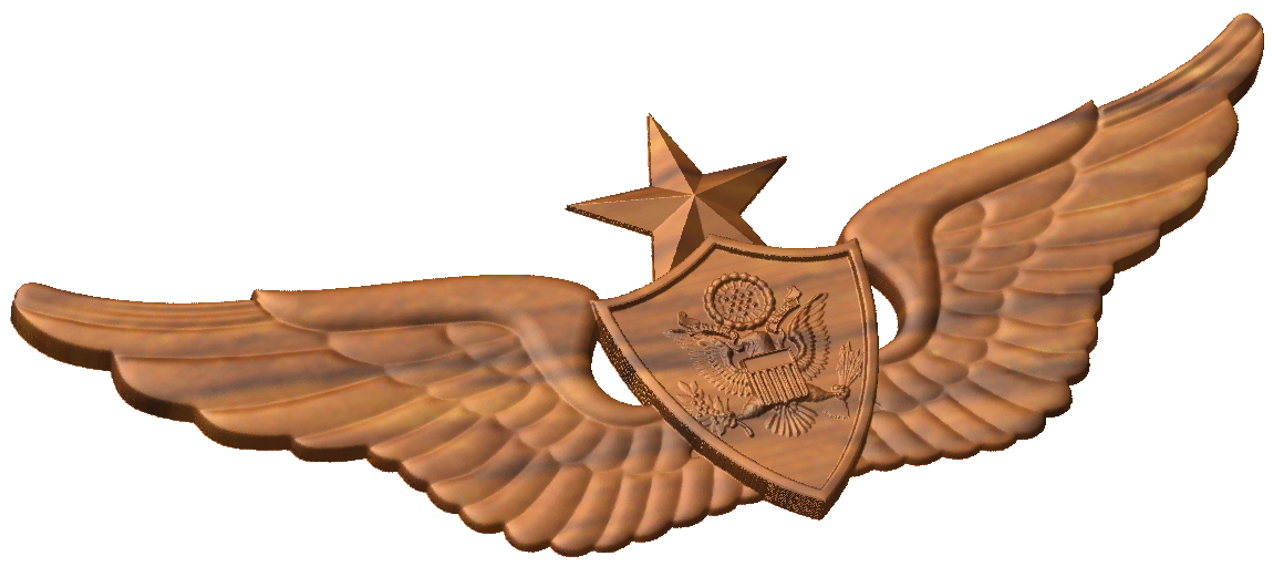 Wing clipart jumpmaster. Cnc military emblems us