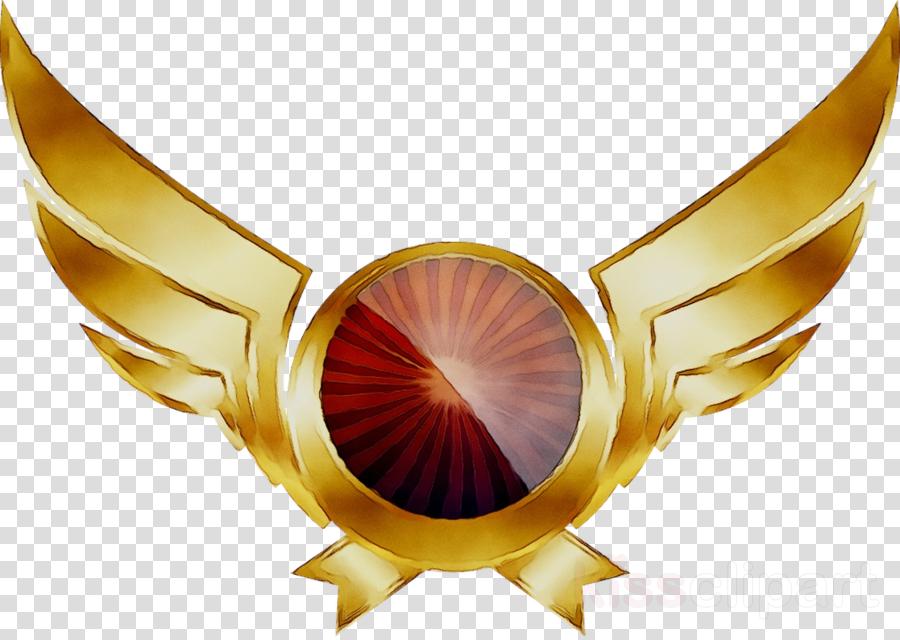 Wing clipart metal. Background yellow necklace