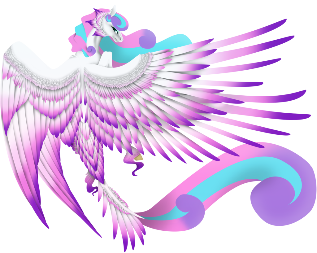 Wing clipart pegasus wing.  artist eothnoguy colored