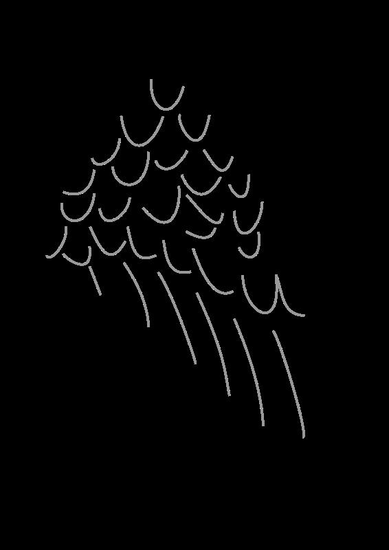 Wing clipart single. Angel s medium image