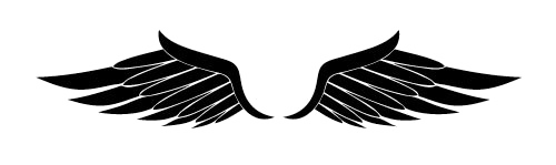Wing clipart transparent. Wings png images free