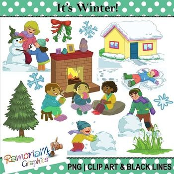 inspirational free clip. Winter clipart