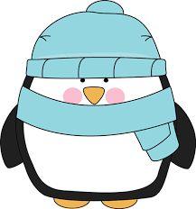 Winter clipart.  c b d