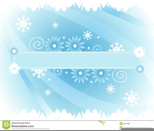 Free banners images at. Winter clipart banner