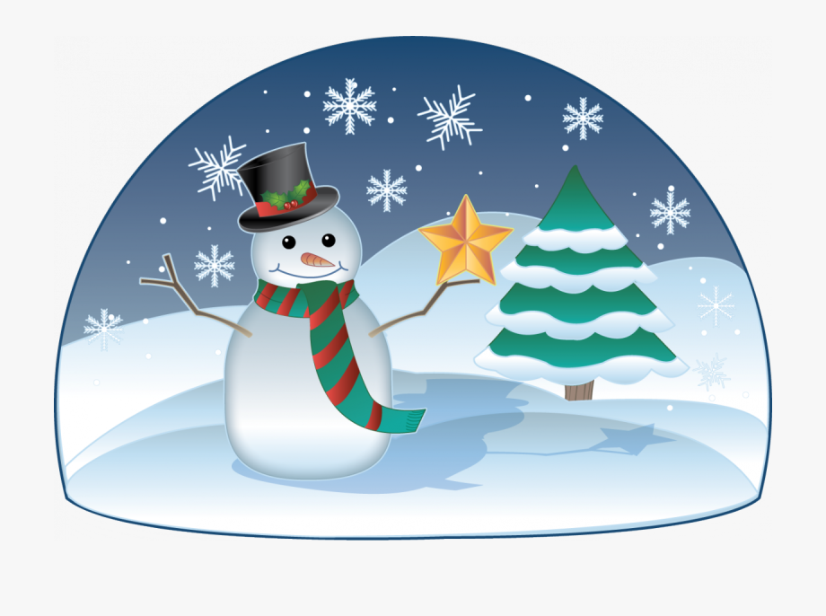Winter clipart blue. Real snowman png transparent
