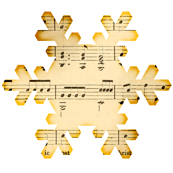 Winter clipart borders. Music free on dumielauxepices