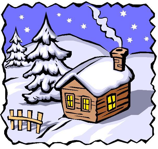 Winter clipart cabin. Free ohio cliparts download