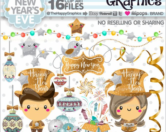 off new year. Winter clipart craft