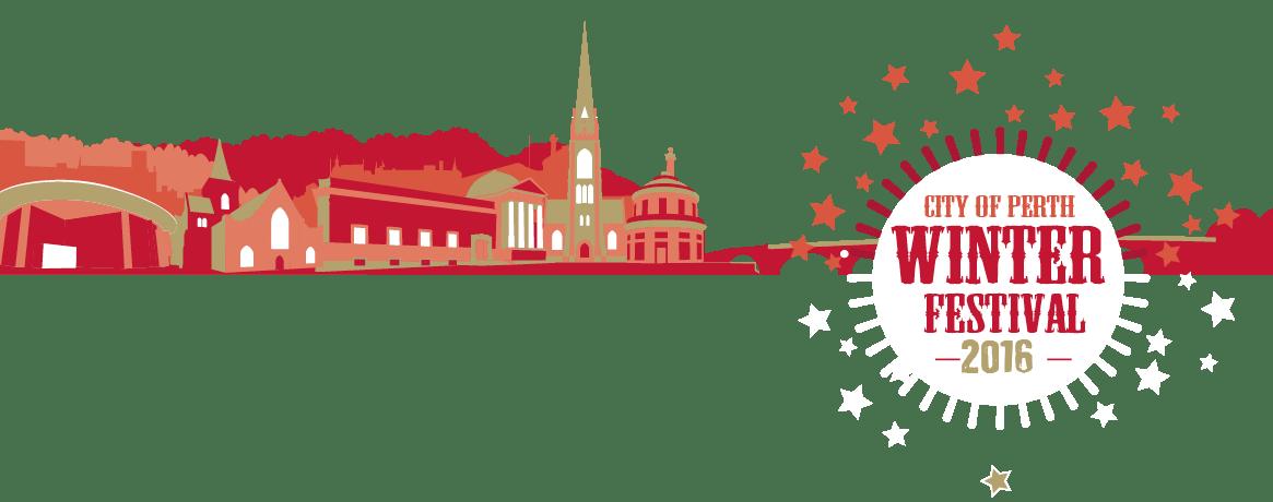 Visit perth city . Winter clipart festival