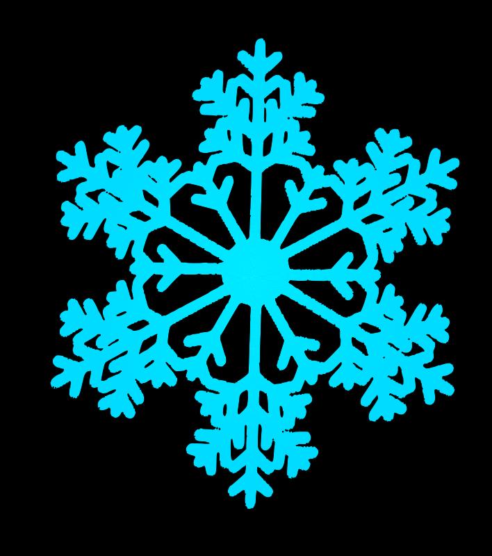 Snow medium image png. Winter clipart flake