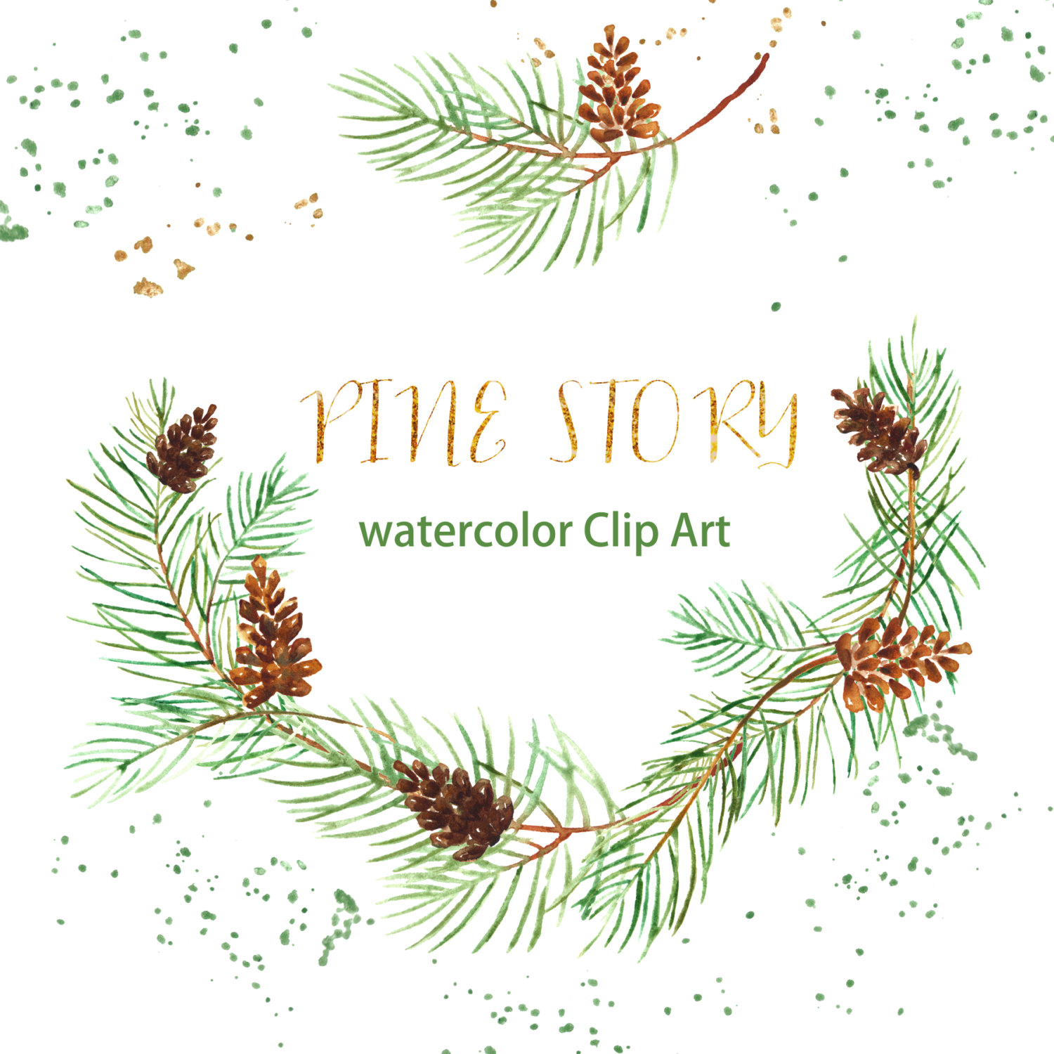 Free cliparts download clip. Winter clipart greenery