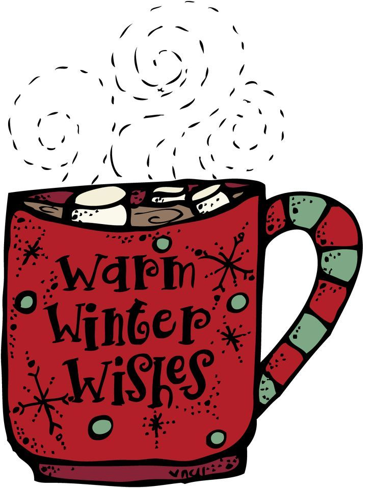 Free write the room. Winter clipart newsletter