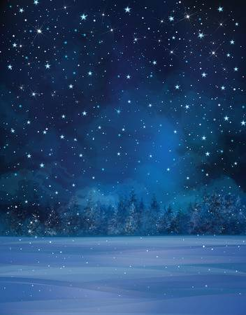 Free sky download clip. Winter clipart night