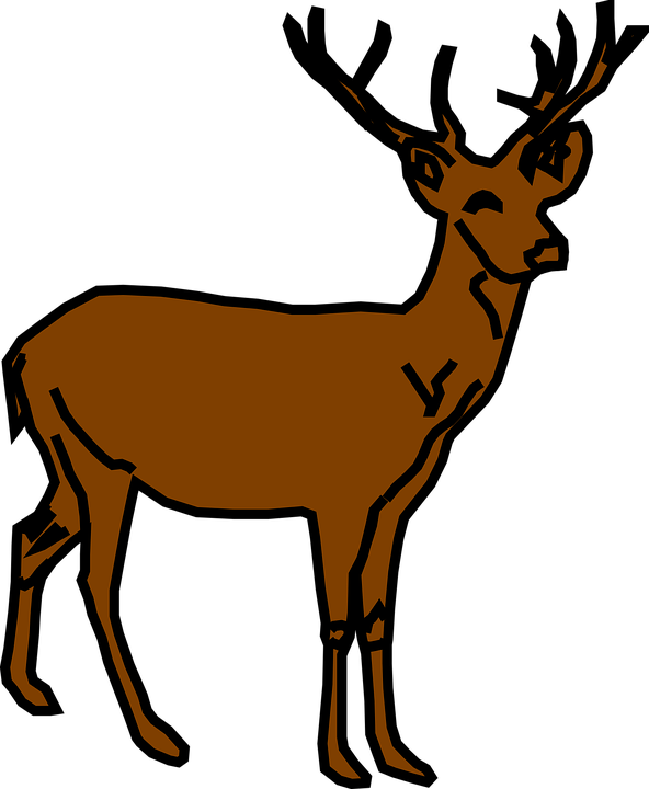 Winter clipart reindeer. Cliparts shop of library