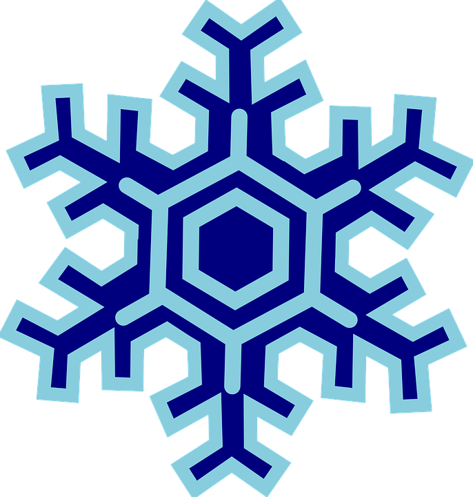 Winter clipart snowflake.  collection of tiny