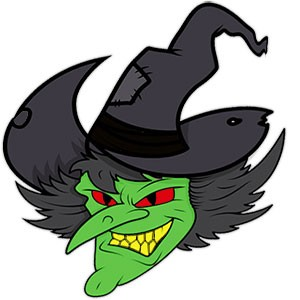 Salaharness org . Witch clipart angry