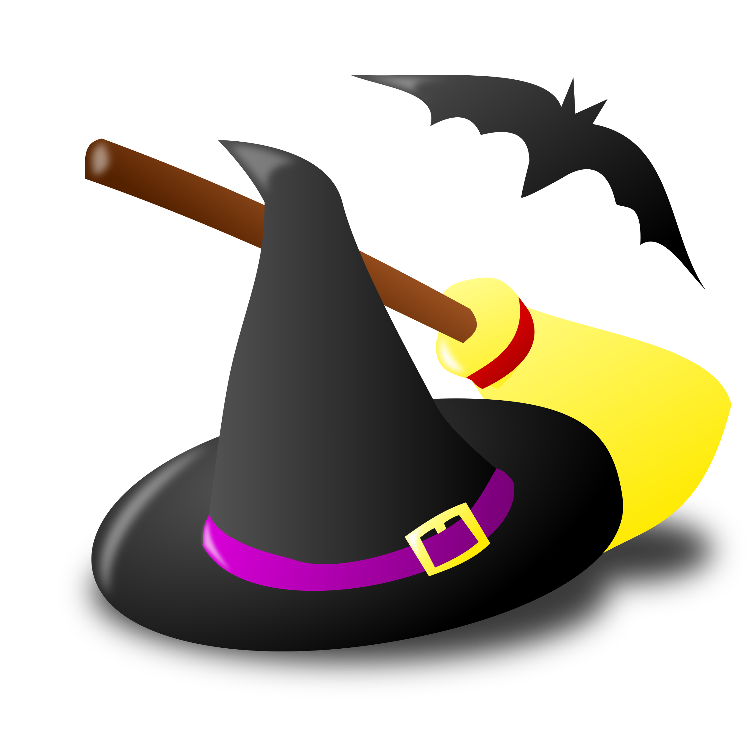 Witch clipart apple. Spooky halloween stickers boo