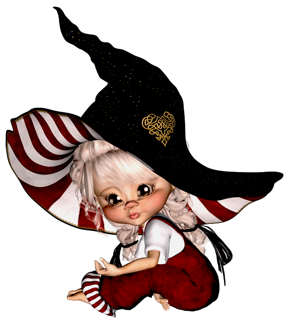 Witch clipart bad fairy. Sweet little dart bab