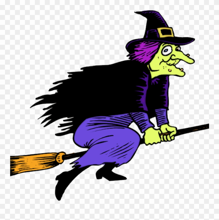Witch clipart broom clip art. On this cartoon of