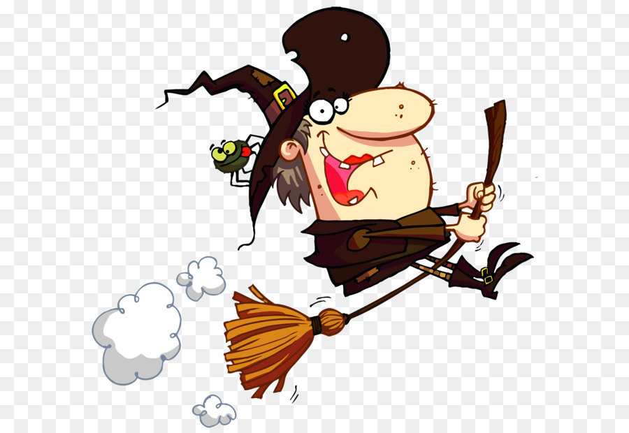Png download free transparent. Witch clipart cartoon