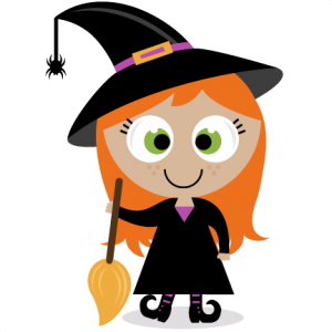 For kids at getdrawings. Witch clipart childrens