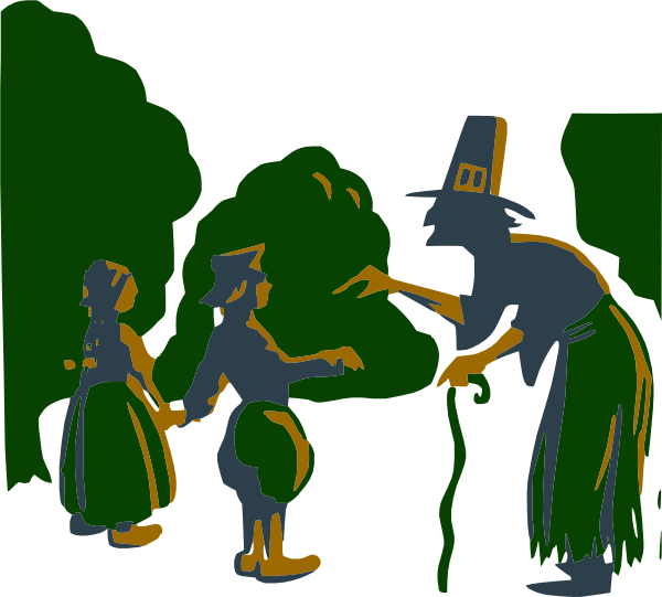 Witch clipart childrens. Talking to kids clip