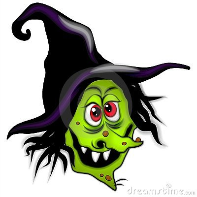 Free scary witches pictures. Witch clipart creepy