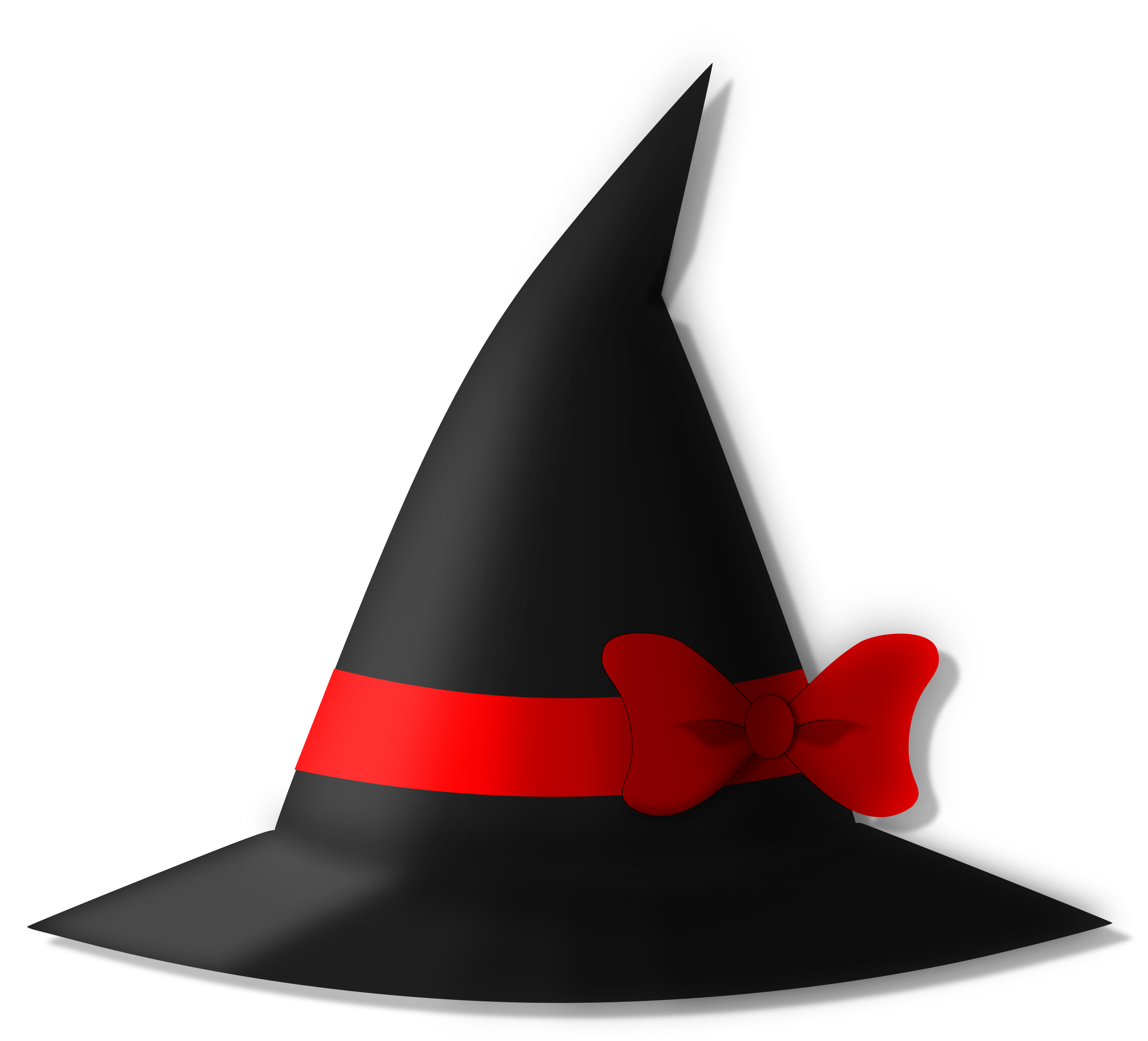 Witch clipart dragon. Hat cute free on