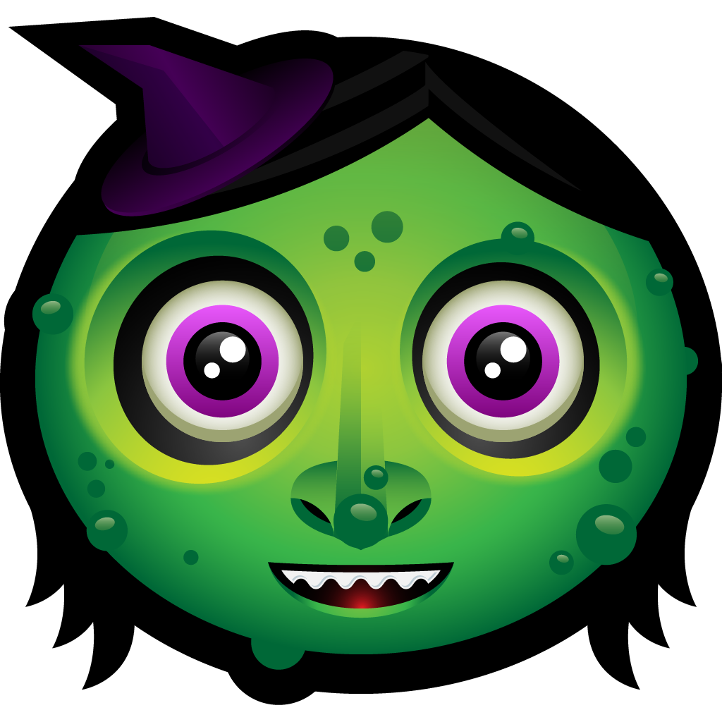 Png transparent image mart. Witch clipart face