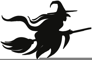 Witch clipart flying witch. Witches free images at
