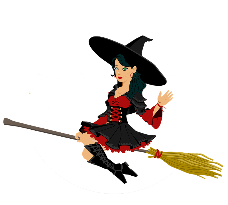 Png images free download. Witch clipart friendly witch