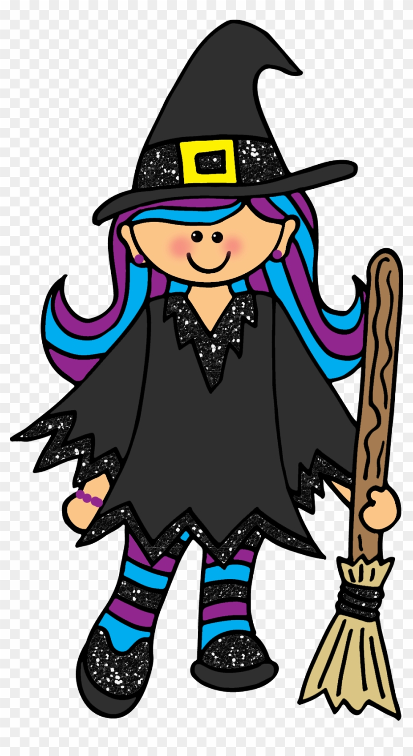 Witch clipart friendly witch. Free transparent