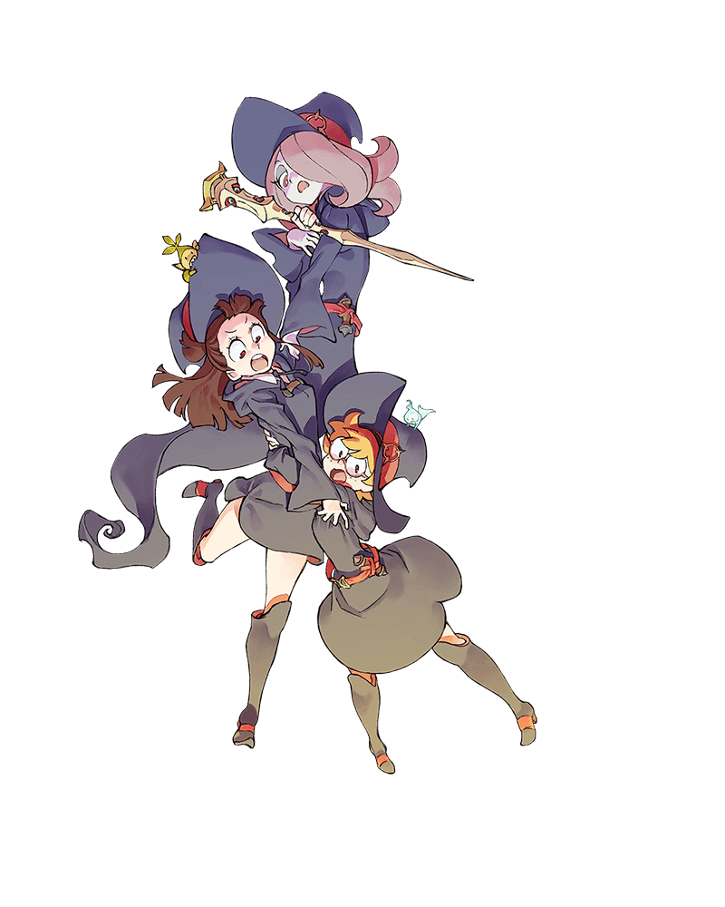 Witch clipart little witch. Image official lwa tep
