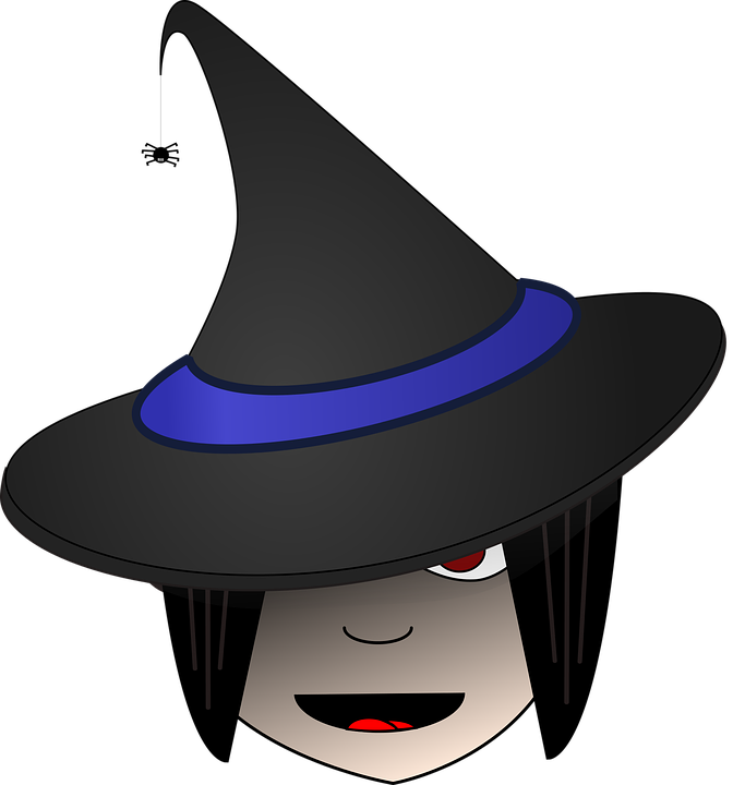 Witch clipart obese. Witches head frames illustrations
