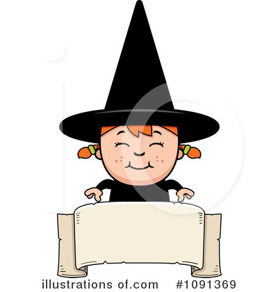 Illustration by cory thoman. Witch clipart obese