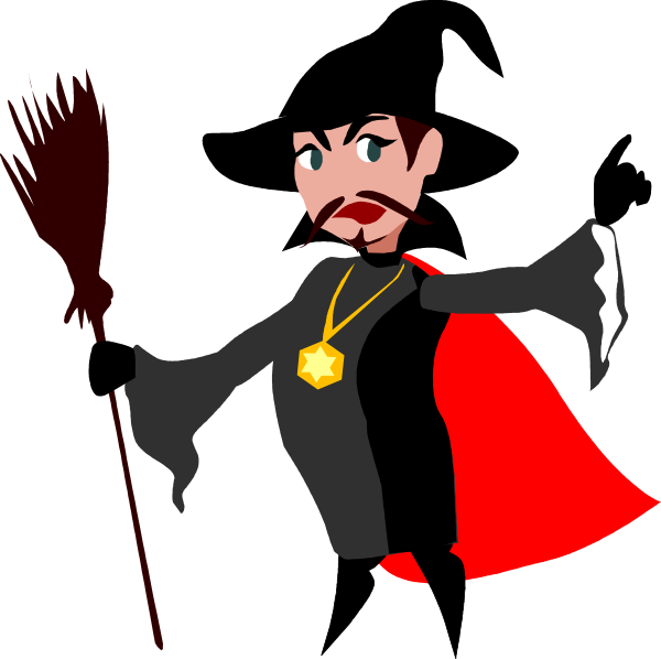 With broomstick clip art. Witch clipart old witch