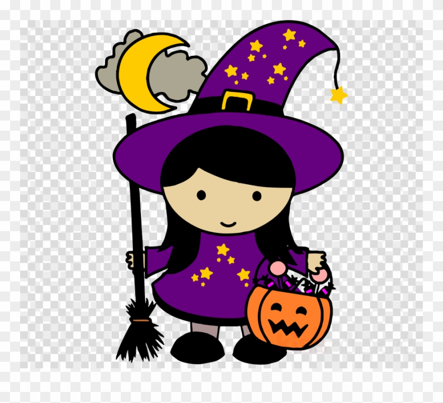 Halloween witches witchcraft cute. Witch clipart pretty witch