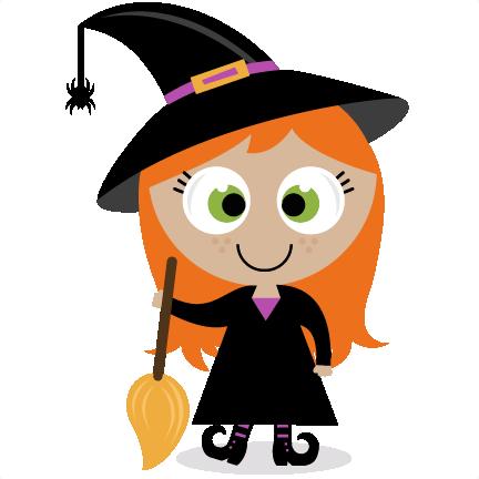 Witch clipart pretty witch. Cute bkmn clip art