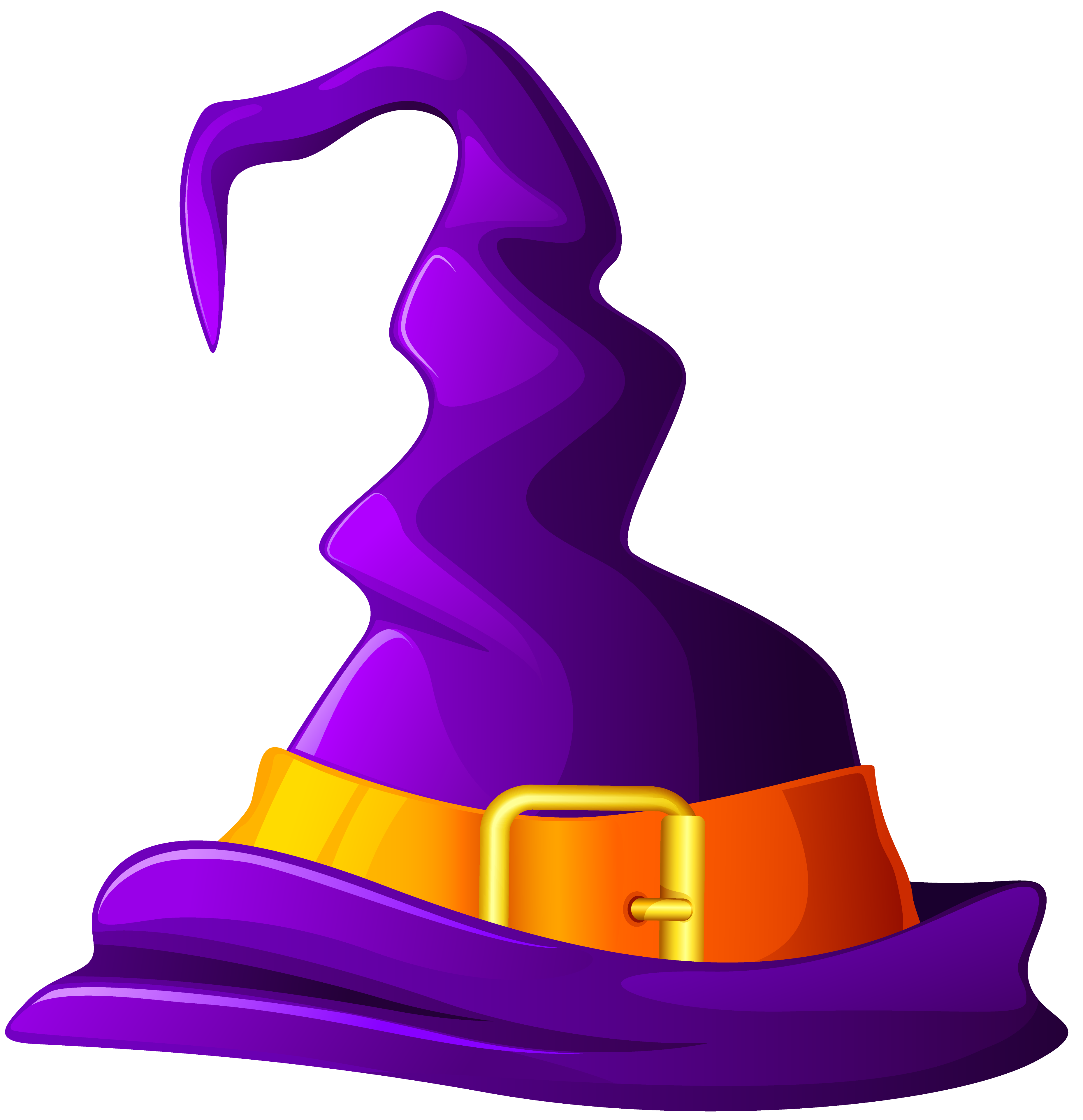 Hat party hospice of. Witch clipart purple witch