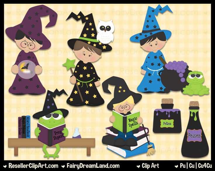 Free boy cliparts download. Witch clipart school