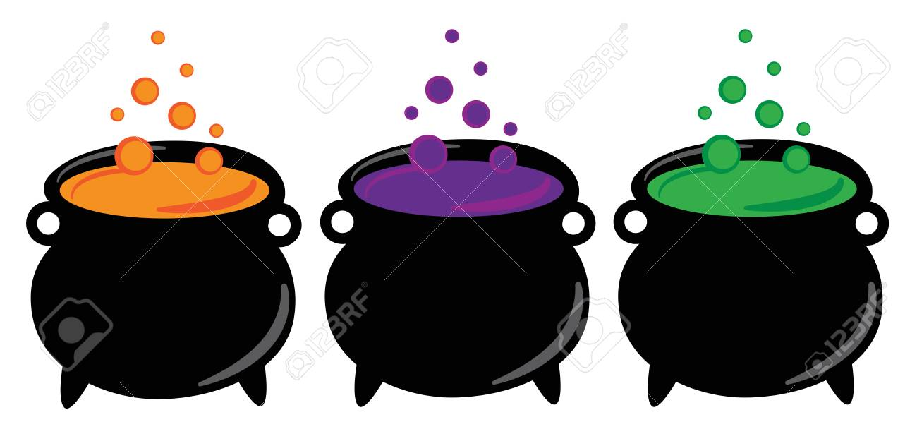 Witch clipart stew. Free download clip art