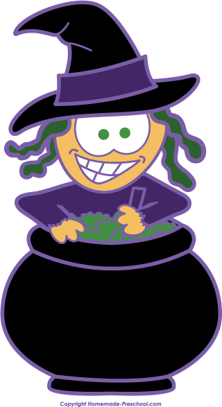 Witch clipart stew. Free