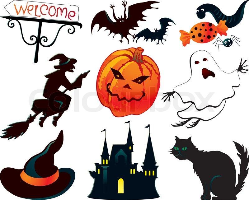 Halloween clip art arts. Witch clipart symbol