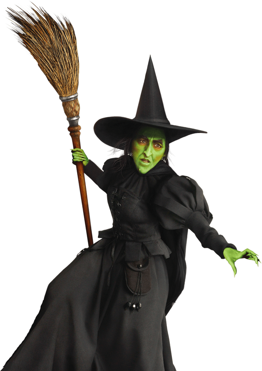 Witch clipart wicked witch. Png images free download