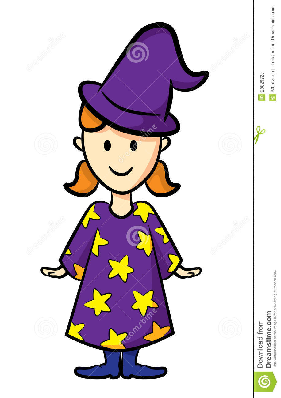 Witch clipart witch costume. Cute free download best