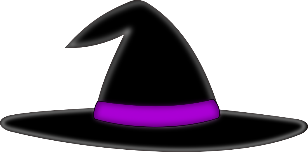 Witch clipart witch hat. Free s svg and
