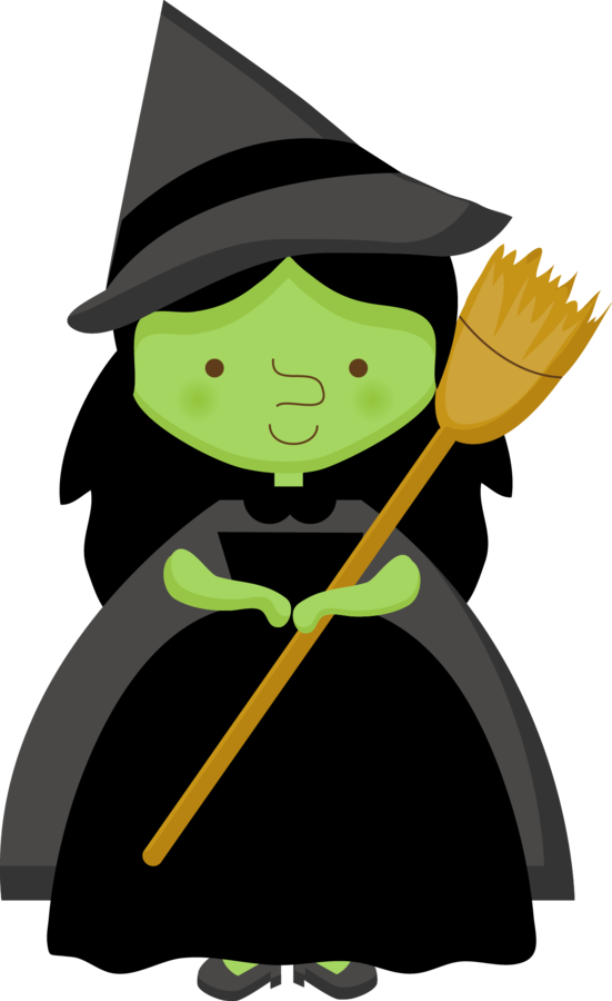 Witch clipart wizard oz.  collection of high